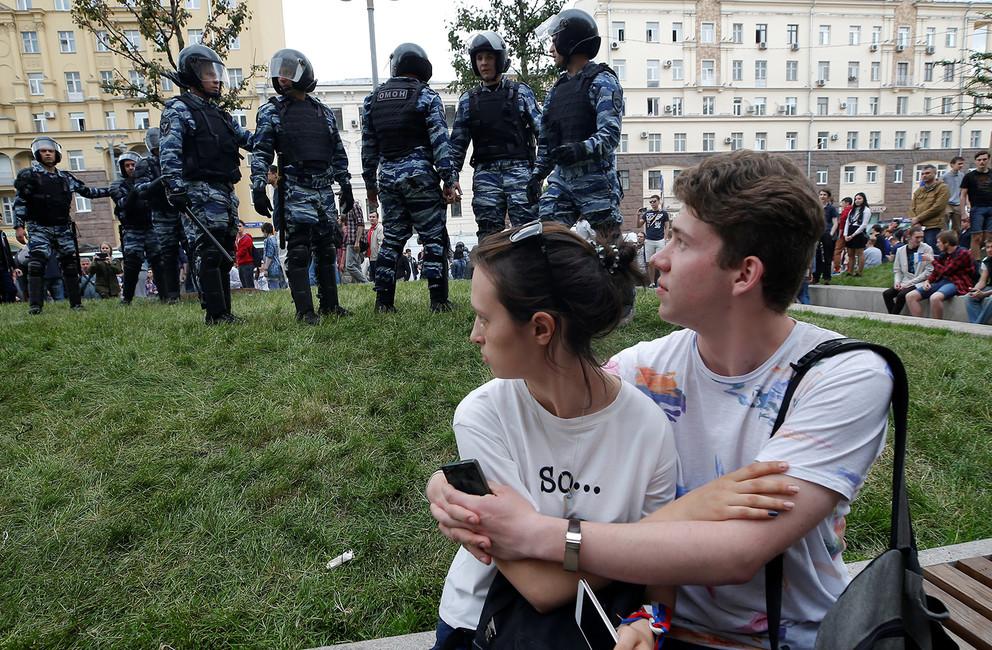 Шествие 7октября. Москва. Видеотрансляция