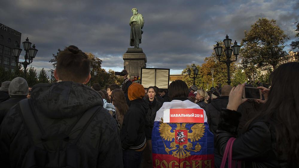 «Власть экспериментирует»: политолог Сергей Маркелов опротестах вдень рождения президента