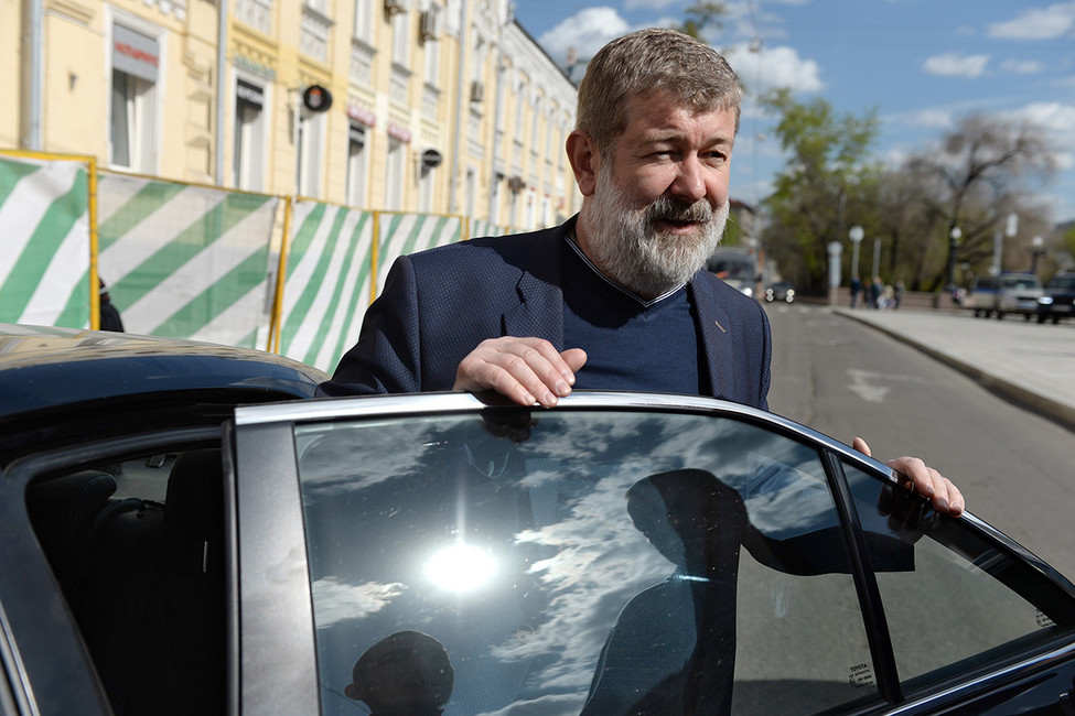 Суд заочно арестовал оппозиционера Вячеслава Мальцева