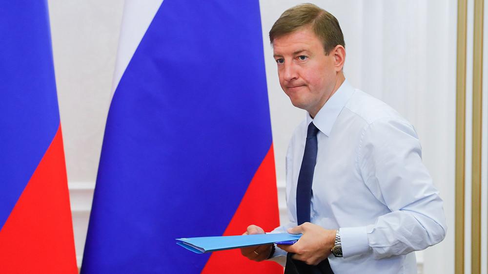 Путин отправил вотставку губернатора Псковской области Андрея Турчака