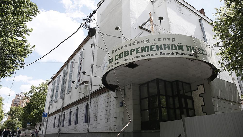 ВМоскве возобновили снос ДКСерафимовича