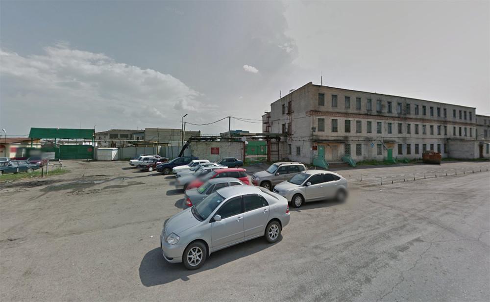 Колония-поселение №5Курганской области. Фото: Google maps