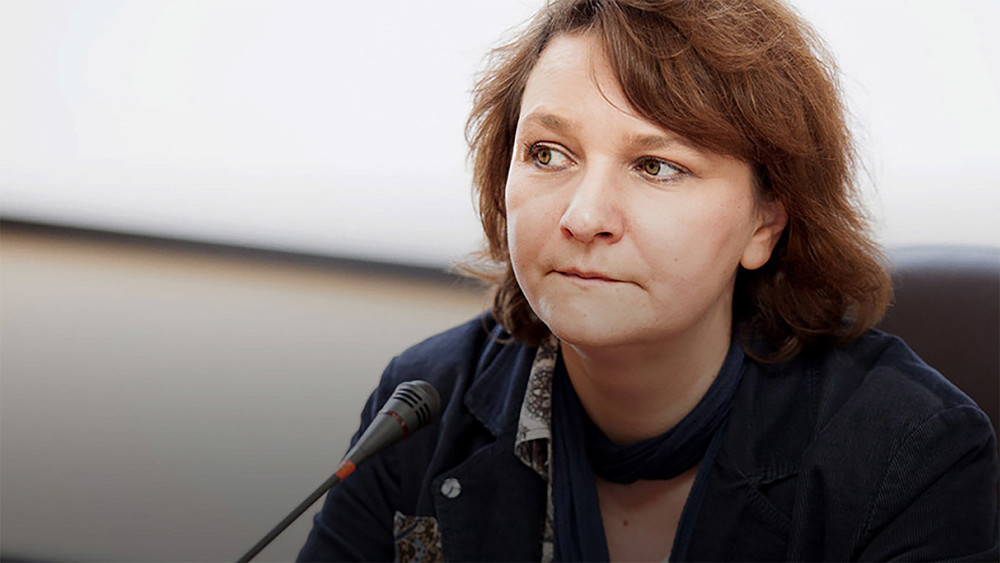 Елена Панфилова: «Унас безобразно мало женщин всфере принятия решений»