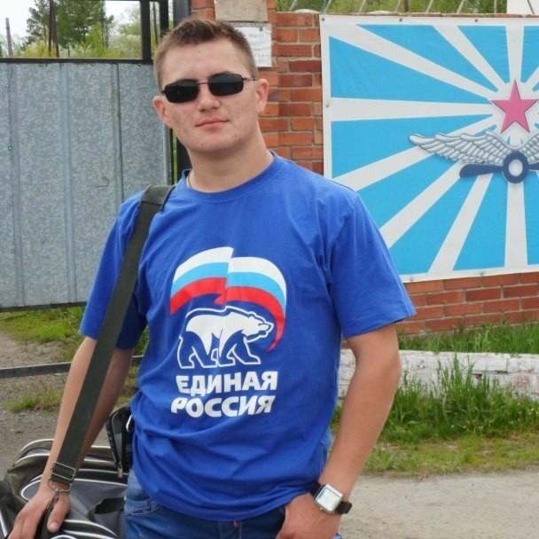 Виталий Беляев. Фото: личная страница ВКонтакте