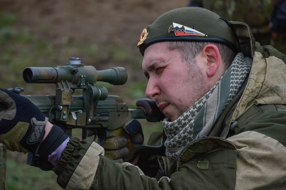 Алексей Гладышев. Фото: Оборона Новороссии/ ВКонтакте