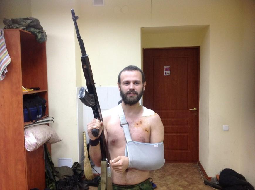 Роман Солнышков. Фото: Ветераны ОРБ МПСпарта/ ВКонтакте
