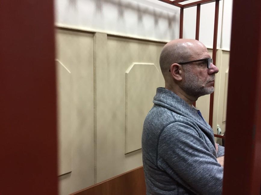 Алексей Малобродский. Фото: Открытая Россия