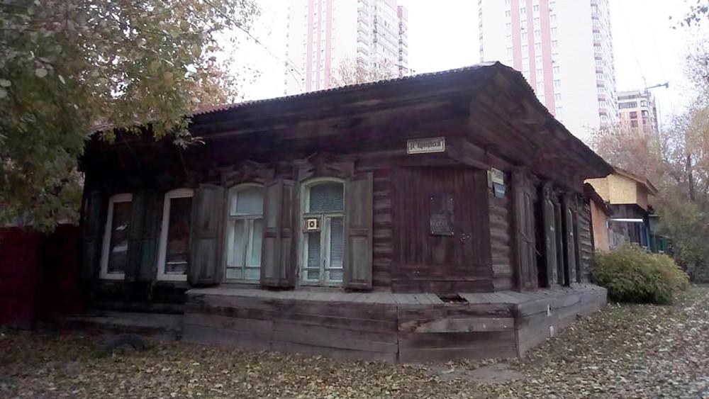 Дом Янки Дягилевой могут снести. Здание находится вкритическом состоянии
