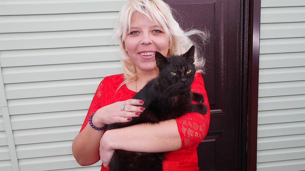 Осужденная запризывы ксепаратизму Дарья Полюдова вышла насвободу после полутора лет вколонии