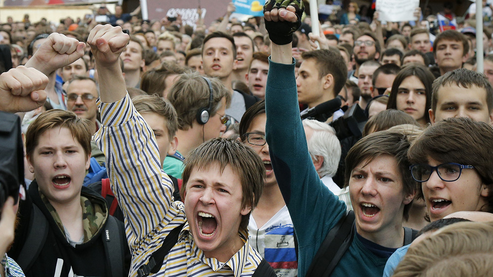 «Власть нехочет потерять поколениеZ»: чего добилась власть вмолодежной политике после 26марта