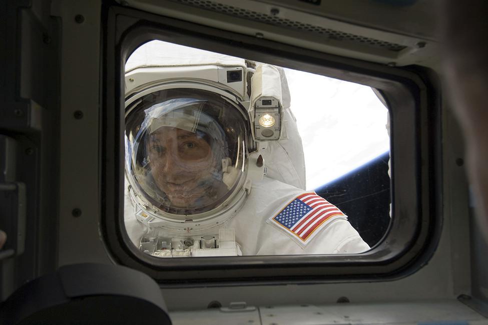 Майкл Массимино. Фото: NASA/ Reuters