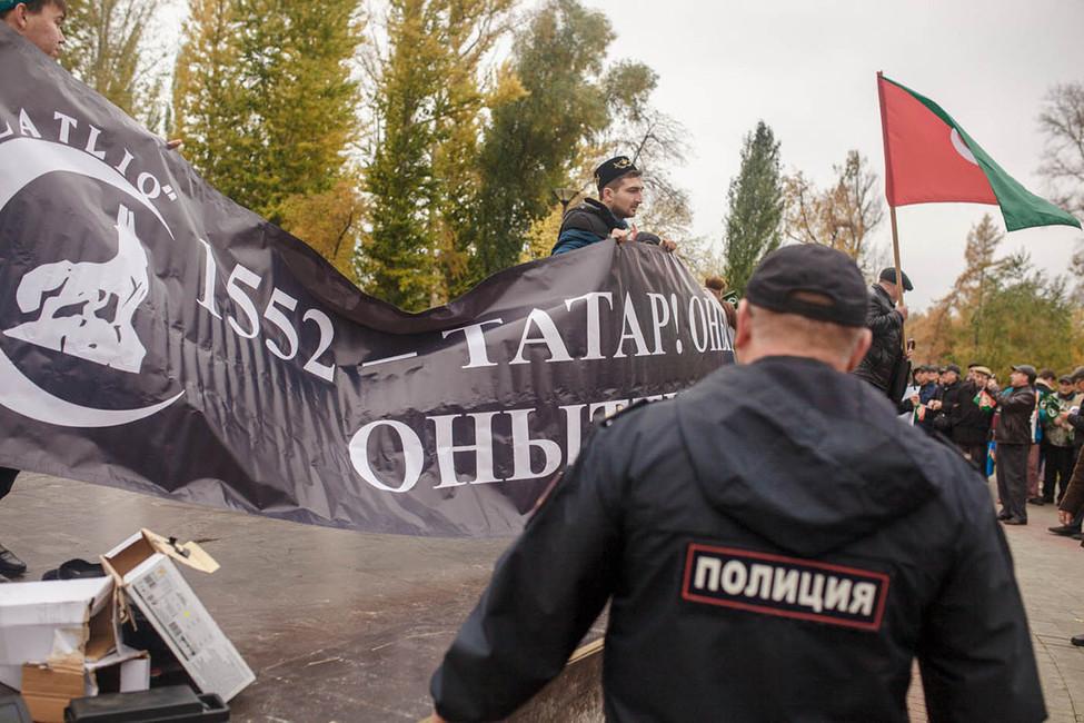 Башкиры, татары, русские: как россиян судили заэкстремизм наэтой неделе