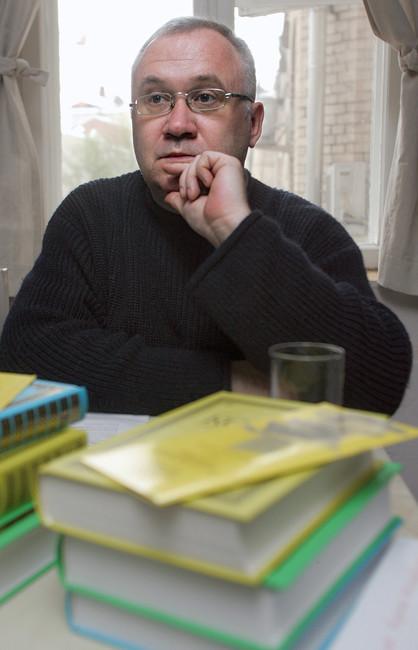 Илья Кормильцев, 2006год. Фото: Дмитрий Лекай/ Коммерсантъ
