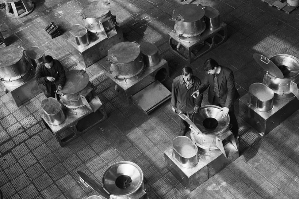 Ульяновский машиностроительный завод. Фото: Юрий Белозеров/ Фотохроника ТАСС