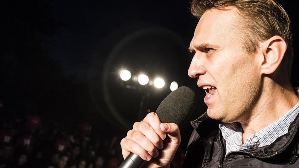 Навальный: «Астрахань— город, которого боится Путин»
