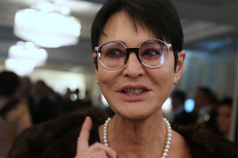Ирина Хакамада. Фото: Валерий Шарифулин/ ТАСС