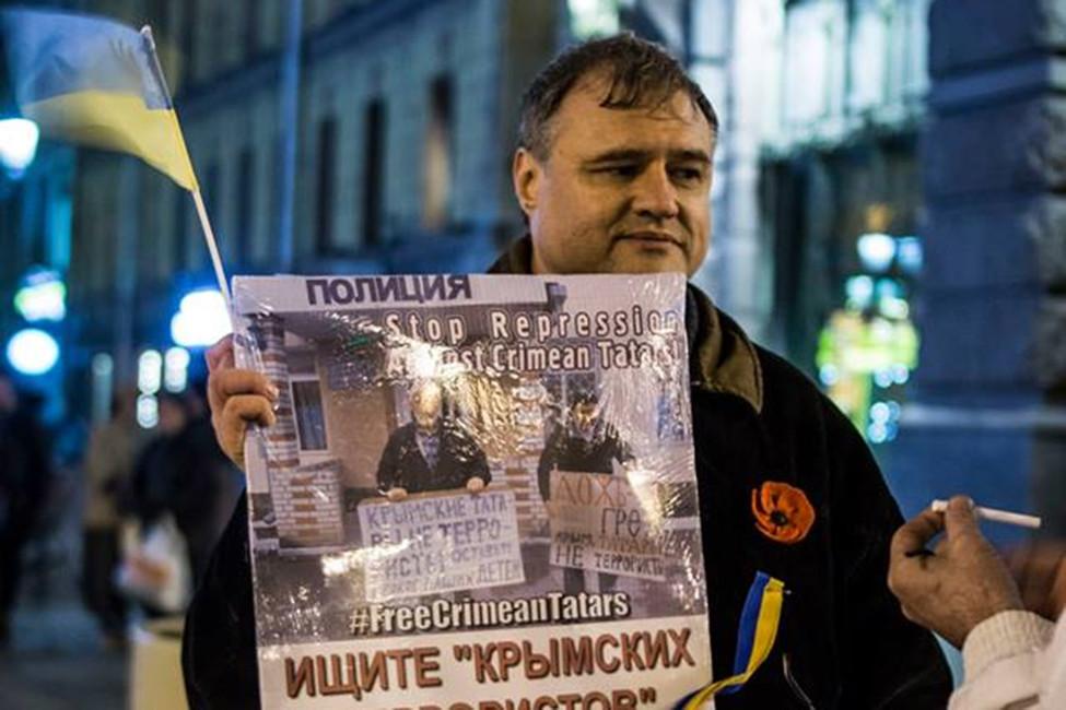 ВСанкт-Петербурге избит активист движения «Солидарность»