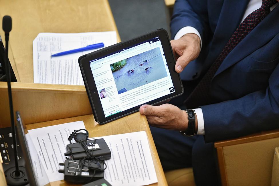 ВГосдуме несмогли назвать сайты, которые должны подвергнуться внесудебной блокировке