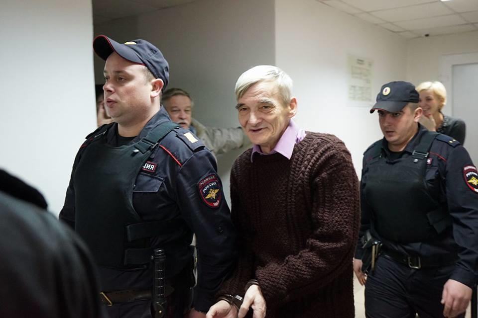 Экспертиза неготова. ВКарелии суд вочередной раз перенес рассмотрение дела историка Юрия Дмитриева