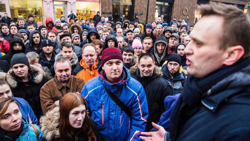 Сторонника Навального вНижнем Новгороде оштрафовали на250 тысяч рублей