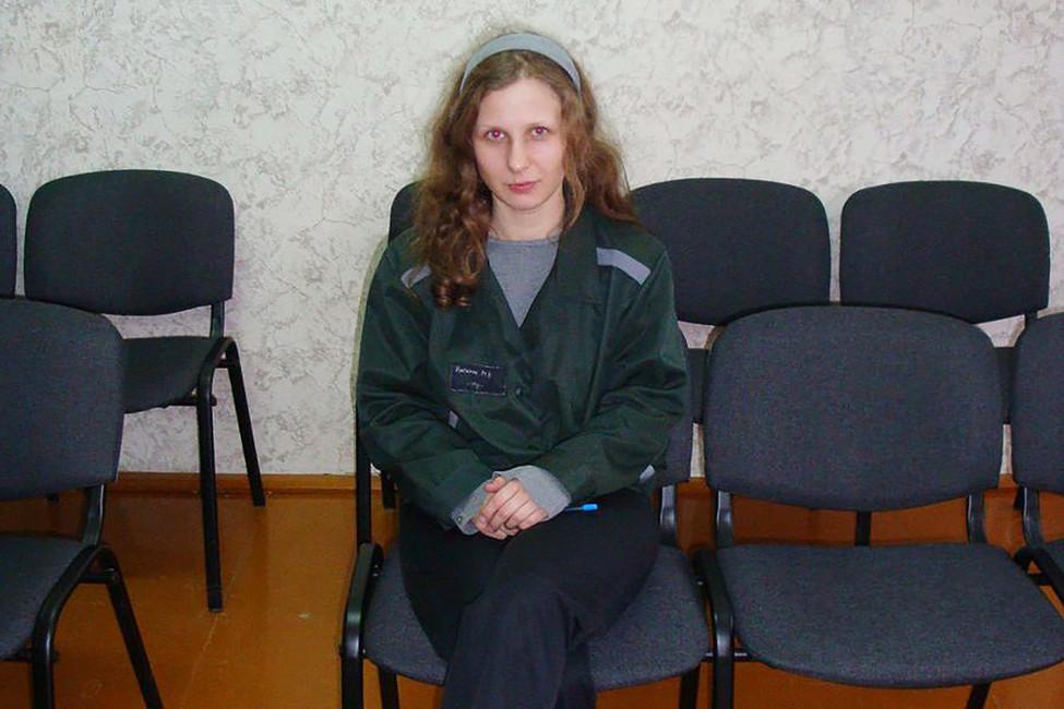 Мария Алехина вИК-28. Фото: prpc.ru
