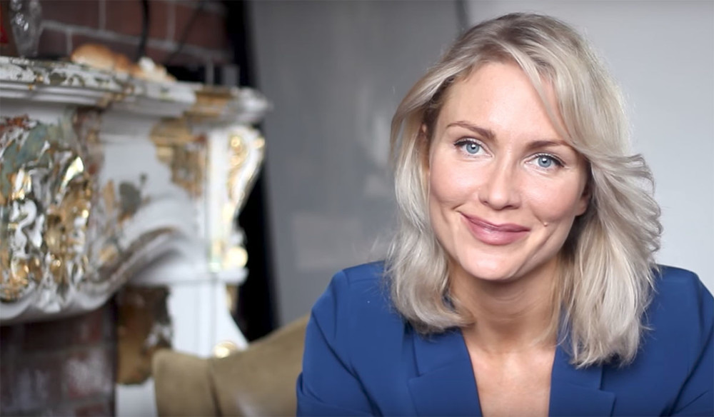 Телеведущая Екатерина Гордон объявила опланах баллотироваться напост президента России