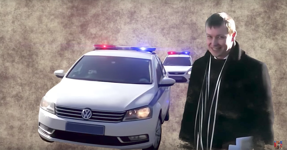 Как видеоблогеру изКропоткина устраивали «баню» иподсаживали провокаторов вкамеру