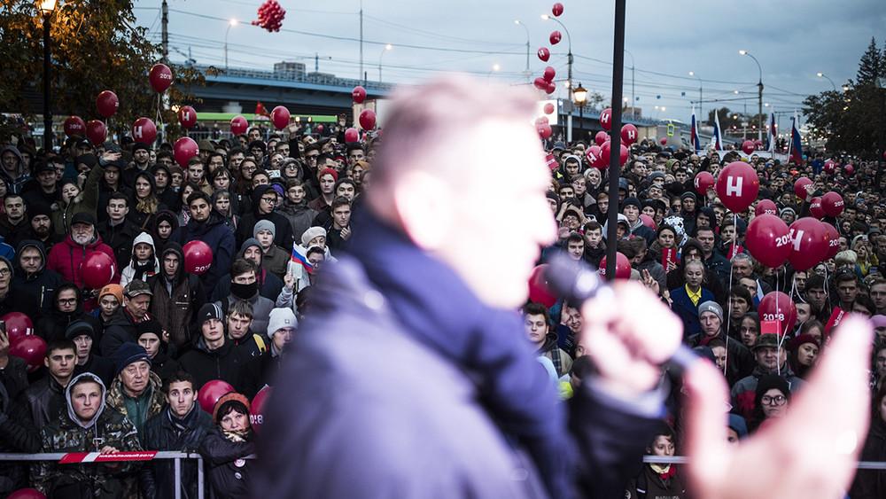 Мэрия Казани несогласовала 30заявок напроведение митинга сучастием Навального