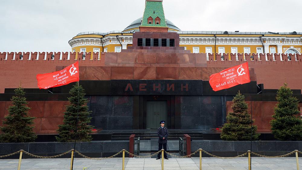 Матвиенко допустила проведение референдума опогребении Ленина