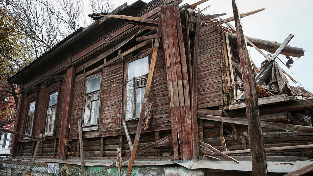 Из-за махинаций спереселением изаварийного жилья бюджет Башкирии рискует потерять дважды