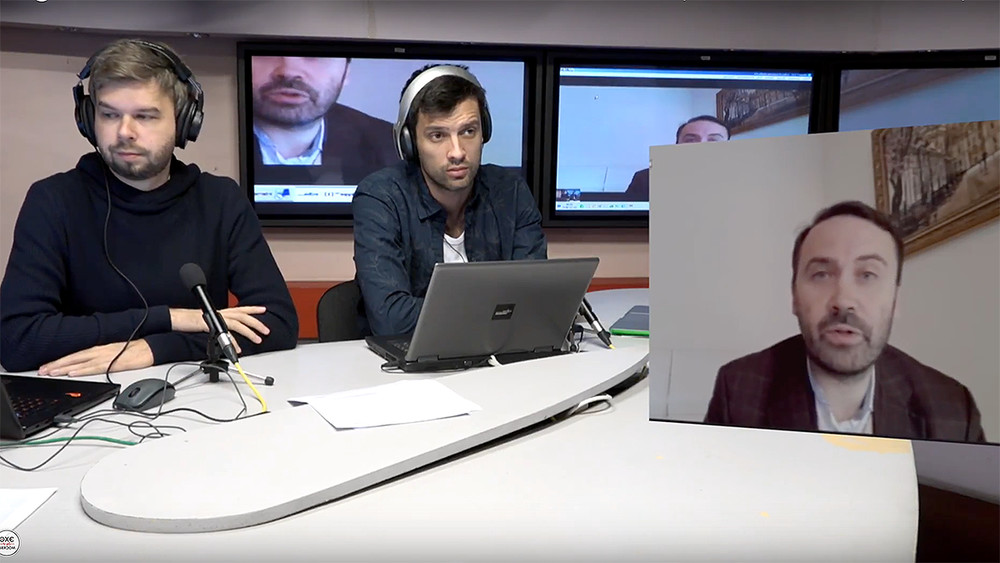 Илья Пономарев: Феоктистов предоставил Навальному информацию для расследования «Онвам неДимон»