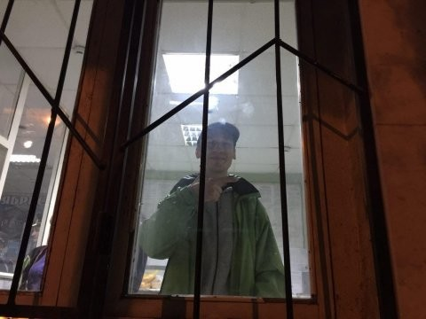 ВСаратове поподозрению вподготовке теракта задержали активиста «Артподготовки»