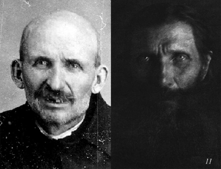 Погон Спиридон Георгиевич (слева) иОрлов Александр Васильевич. Фото: Мемориал