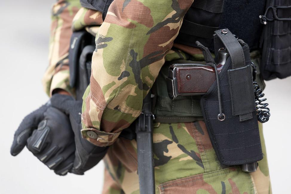 Провокации националистов движения «Артподготовка» пресекли в столицеРФ иобласти