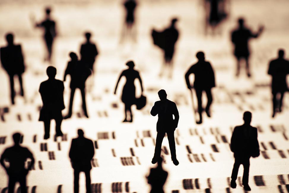 Профили ДНК разных групп людей. Фото: Klaus Ohlenschläger/ picture-alliance/ dpa /APImages/ East News