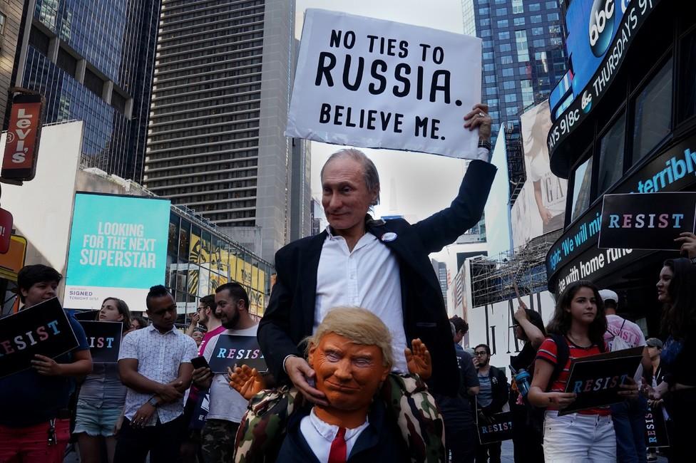 Владимир Пастухов «Открытому миру»: «История Путина иТрампа— это история разлученных близнецов»