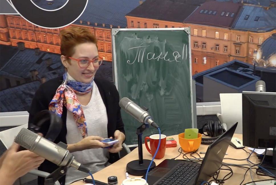 Татьяна Фельгенгауэр вышла вэфир впервые после нападения