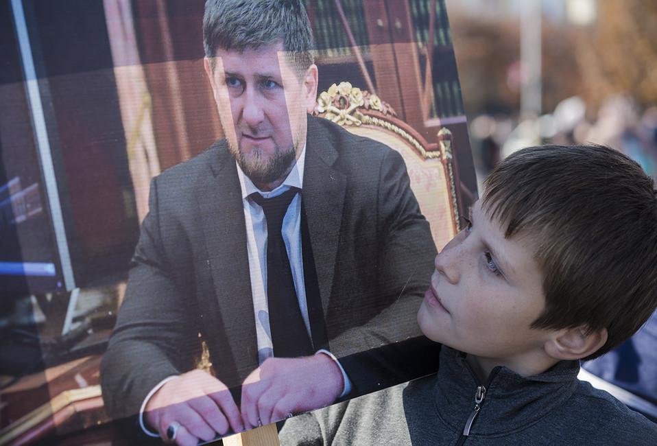 География извинений: откого иперед кем требовал извинений Кадыров