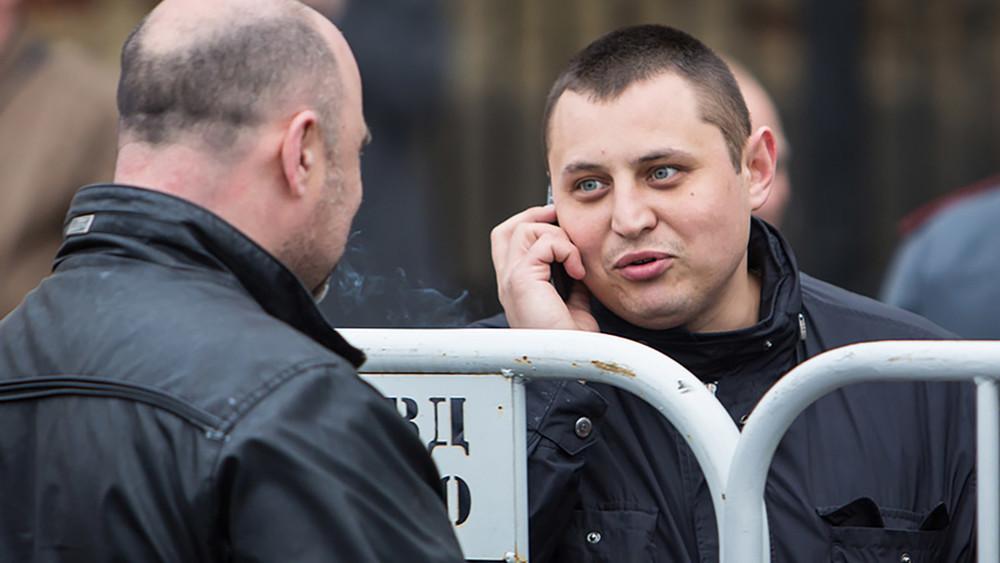 Что известно обАлексее Окопном, которого обвинили вкурировании российских «титушек»