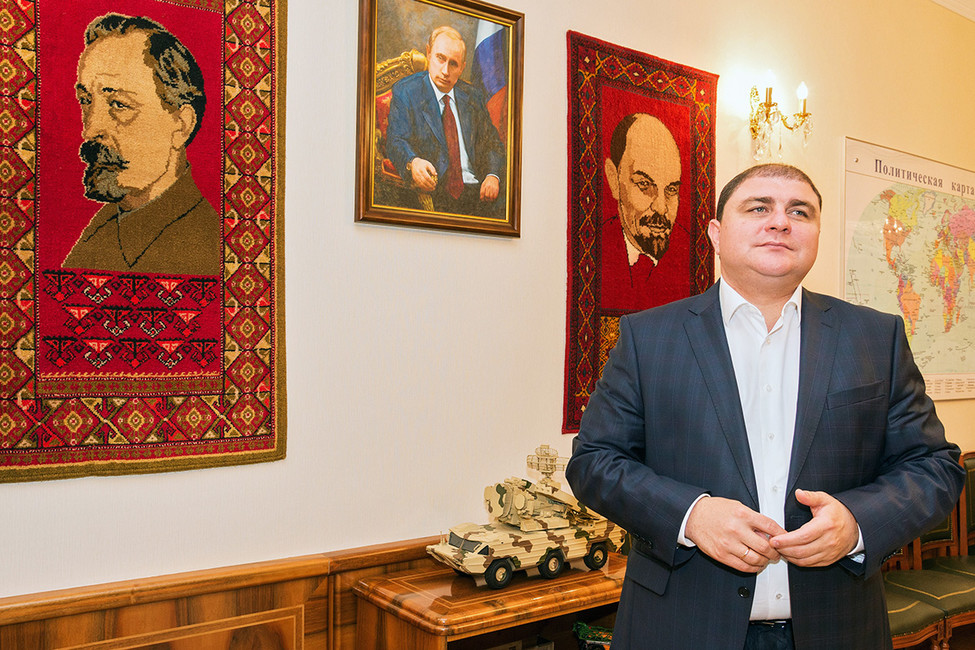 Вадим Потомский. Фото: Олег Харсеев/ Коммерсантъ