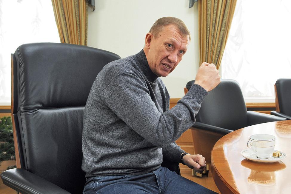Николай Денин. Фото: Дмитрий Лебедев/ Коммерсантъ