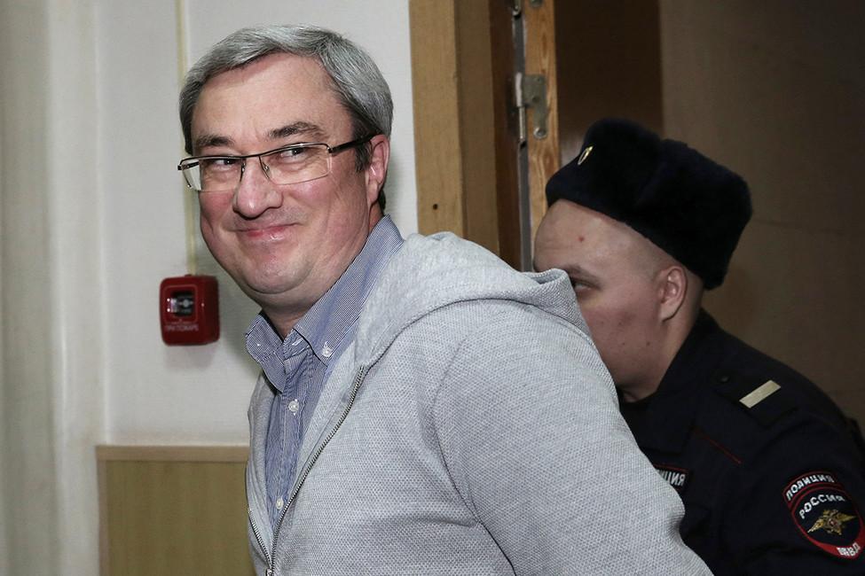 Вячеслав Гайзер. Фото:Валерий Шарифулин / ТАСС