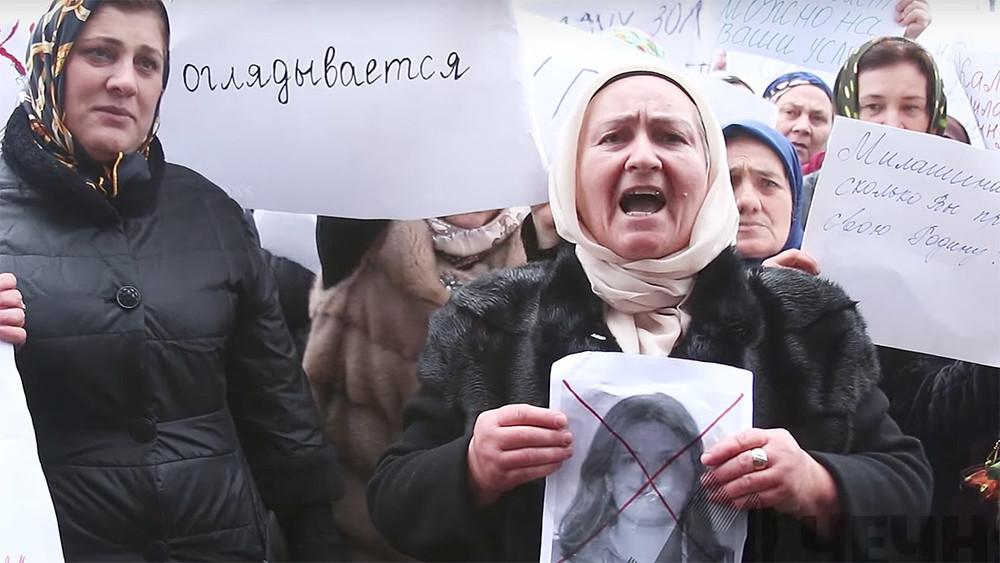 Светлана Ганнушкина: «Эти несчастные чеченские женщины приехали иуехали наавтобусах Администрации президента»