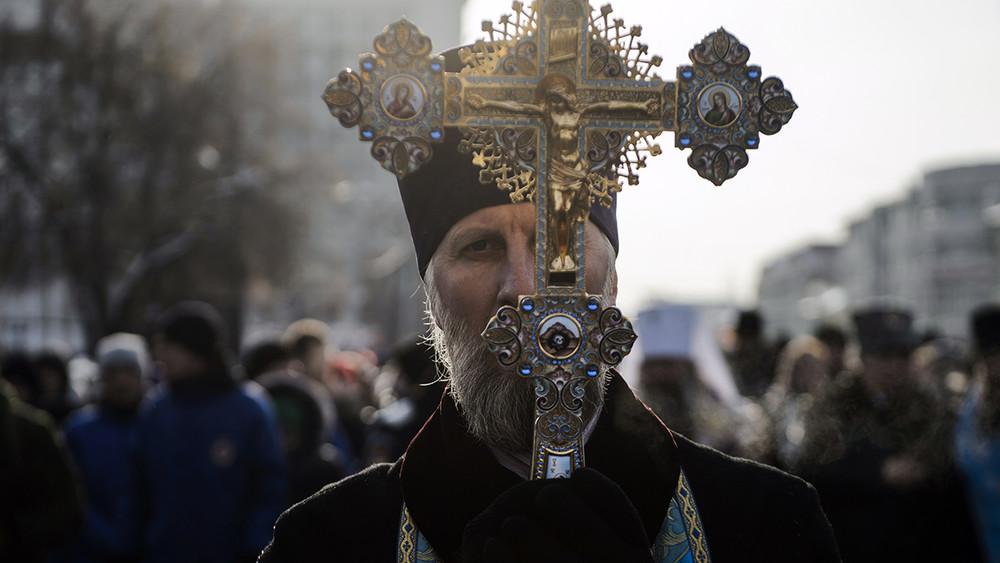 10новостей, которые непотрясли Россию. Новости православия