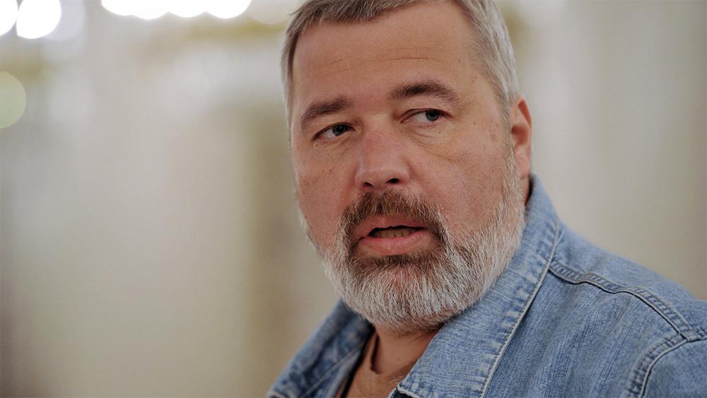 Дмитрий Муратов 17ноября покинет пост главного редактора «Новой Газеты»