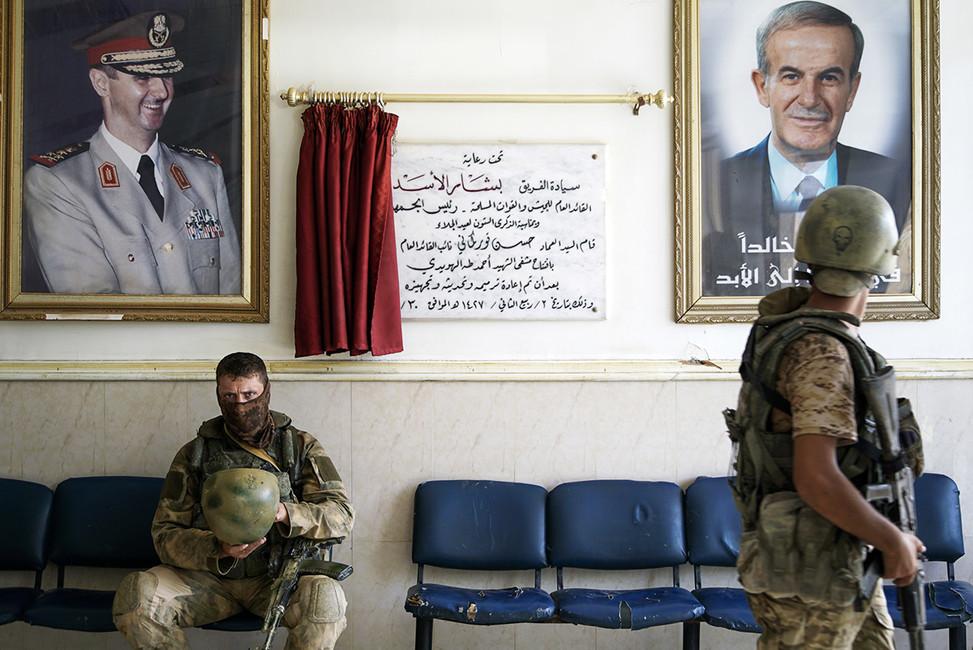 Российские военный вСирии. Фото: AP/ East News