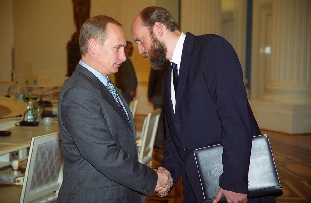 Сергей Пугачев: Путин знает, что ондиктатор