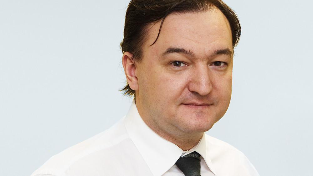 Сергей Магнитский: «Прошу дать разрешение насвидание сМедведевым Дмитрием Анатольевичем»