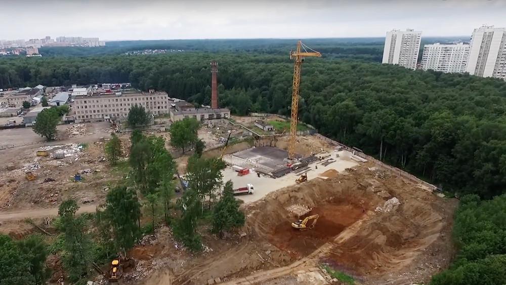 ВМоскве состоится митинг против вырубки лесопарка