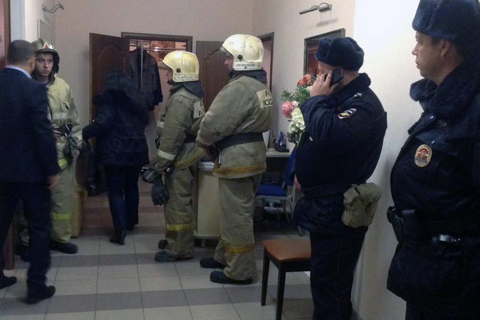 Научредительную конференцию «Открытой России» вСаратове пришла полиция
